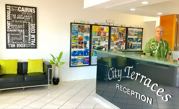 City Terraces - Holiday Apartments - Accommodation in Brisbane