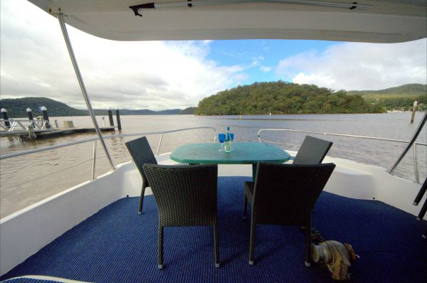 Luxury Afloat Hawkesbury River and Brooklyn - Accommodation in Brisbane
