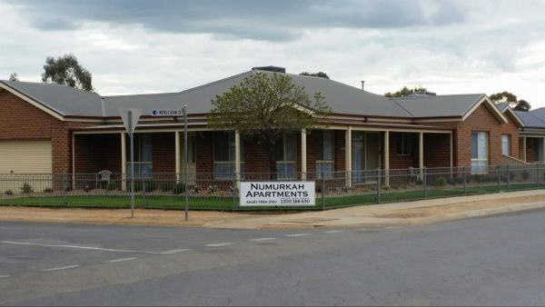 Numurkah Apartments - The Miekleljohn - Accommodation in Brisbane