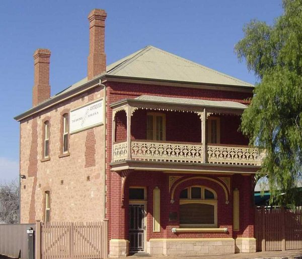 Savings Bank of South Australia - Old Quorn Branch - Accommodation in Brisbane