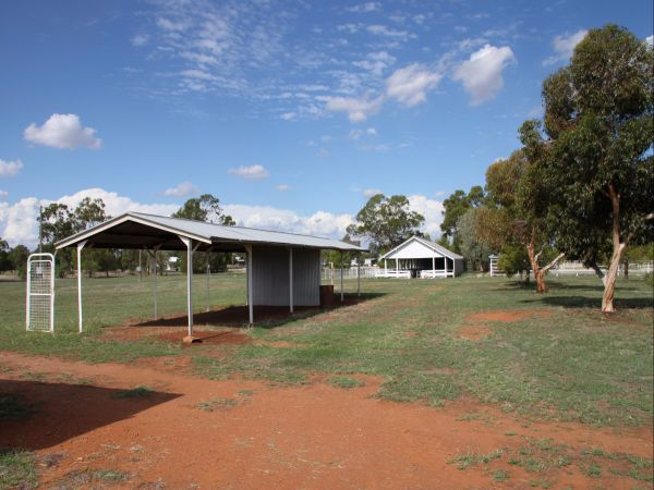 Trundle Showground - Accommodation in Brisbane
