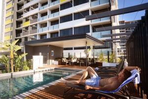 Alcyone Hotel Residences - Accommodation in Brisbane