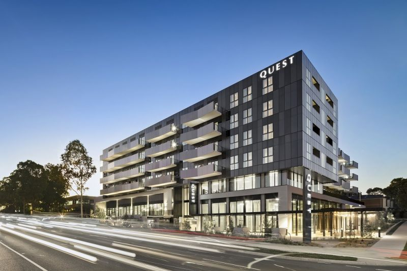 Quest Burwood East - Accommodation in Brisbane