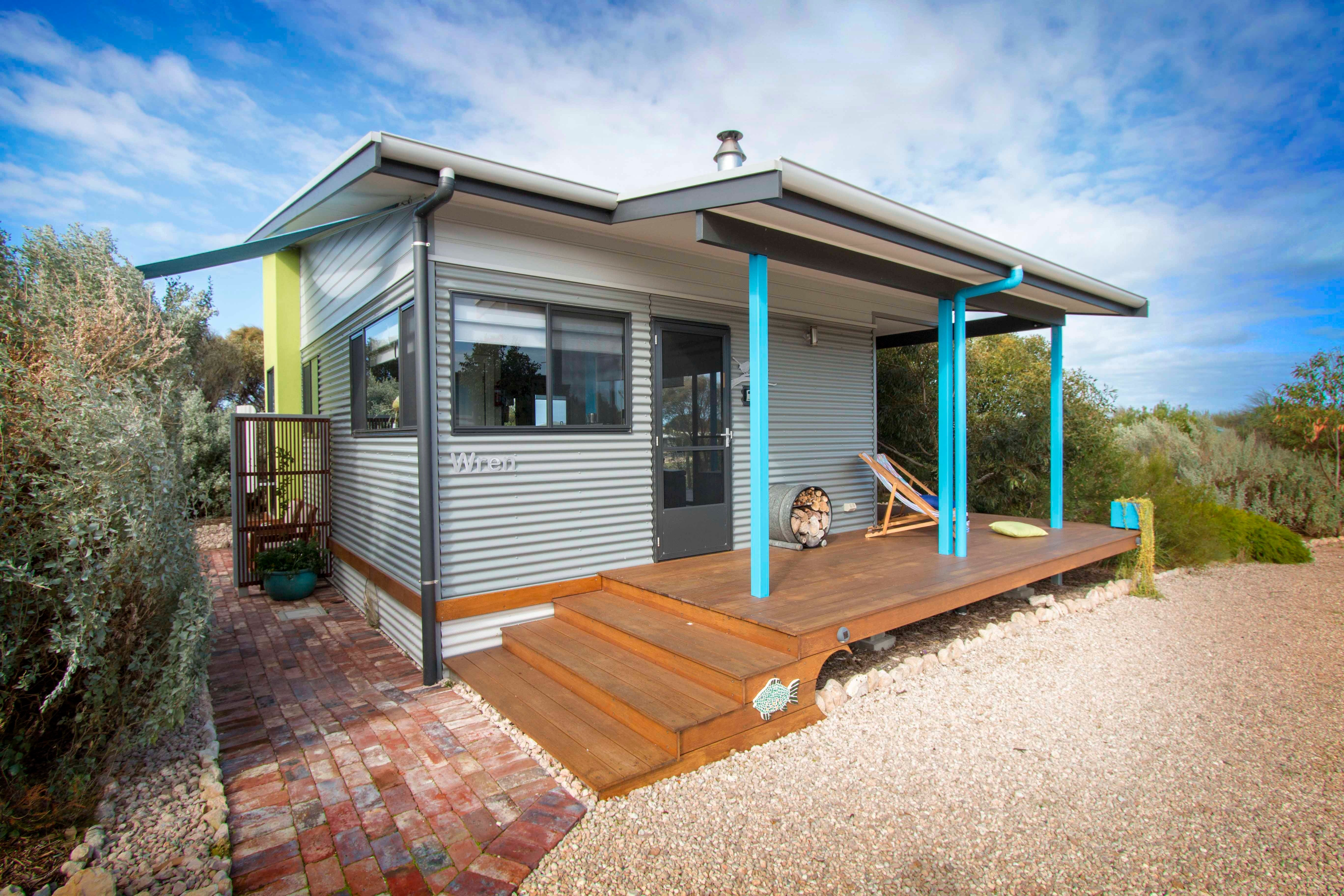 Coorong Cabins - Wren Cabin - Accommodation in Brisbane