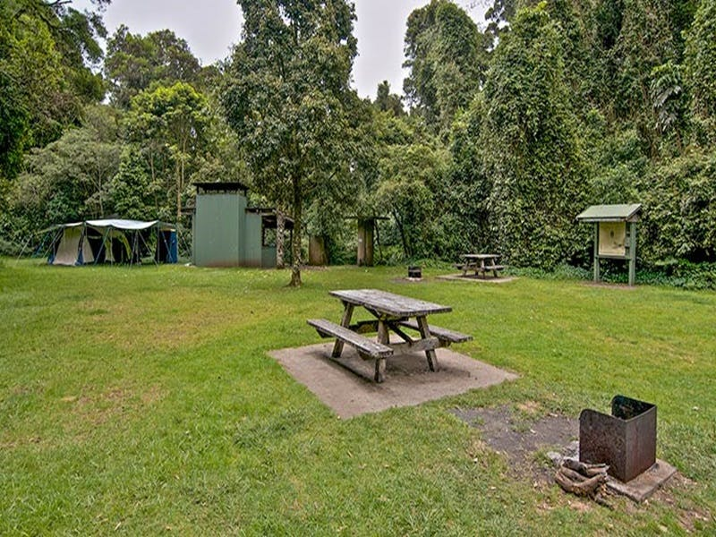 Forest Tops campground - Accommodation in Brisbane