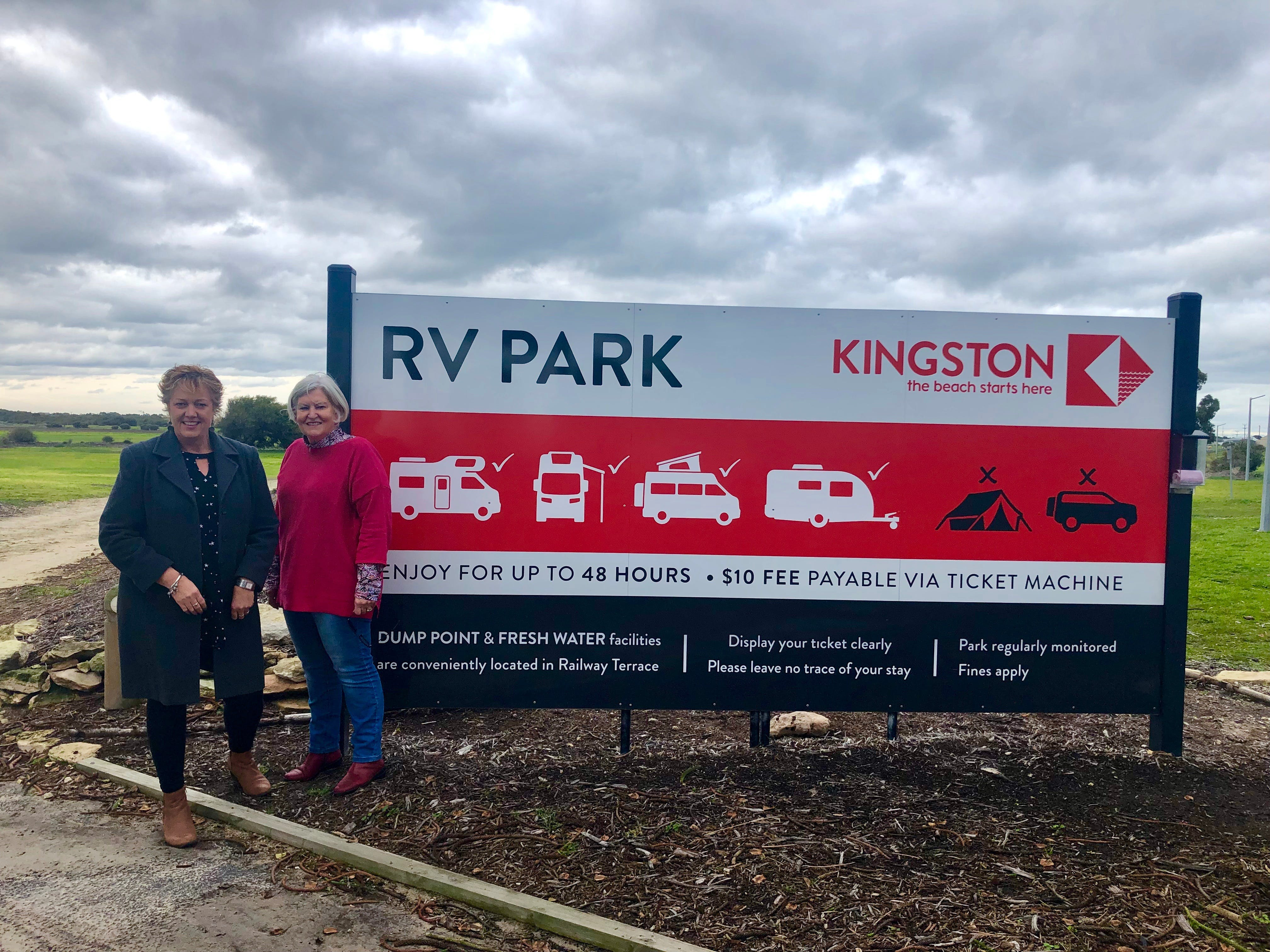 Kingston RV Park - Accommodation in Brisbane