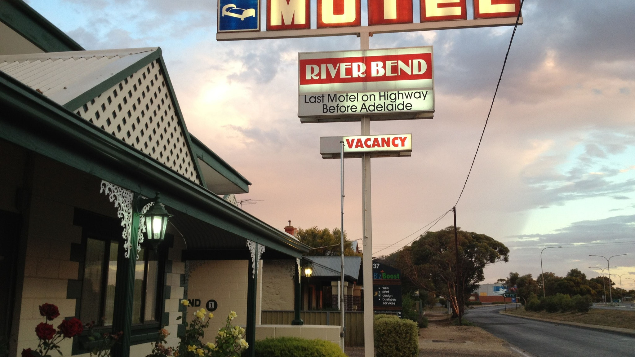 Motel Riverbend - Accommodation in Brisbane