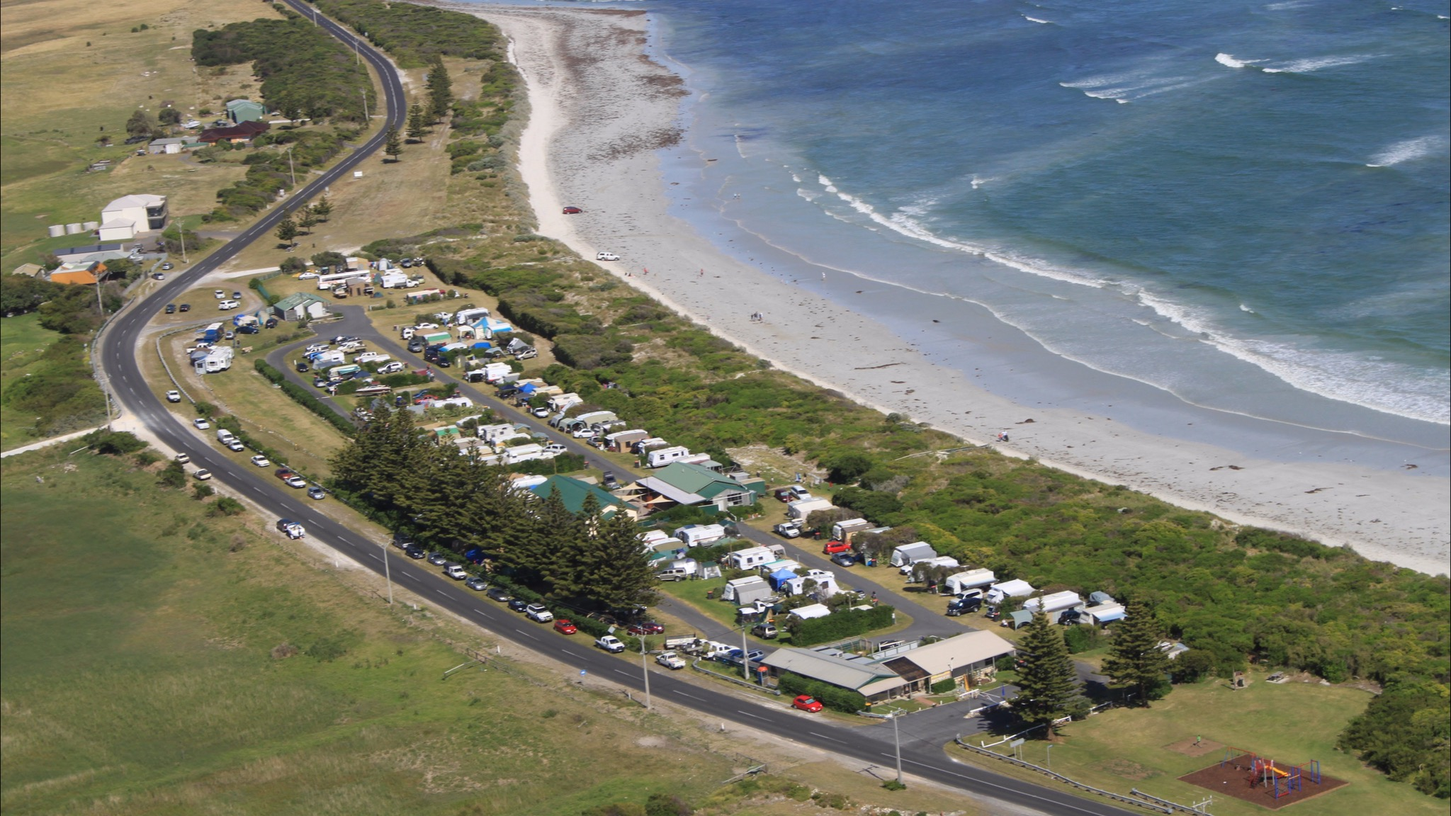 Port MacDonnell Foreshore Tourist Park - Accommodation in Brisbane