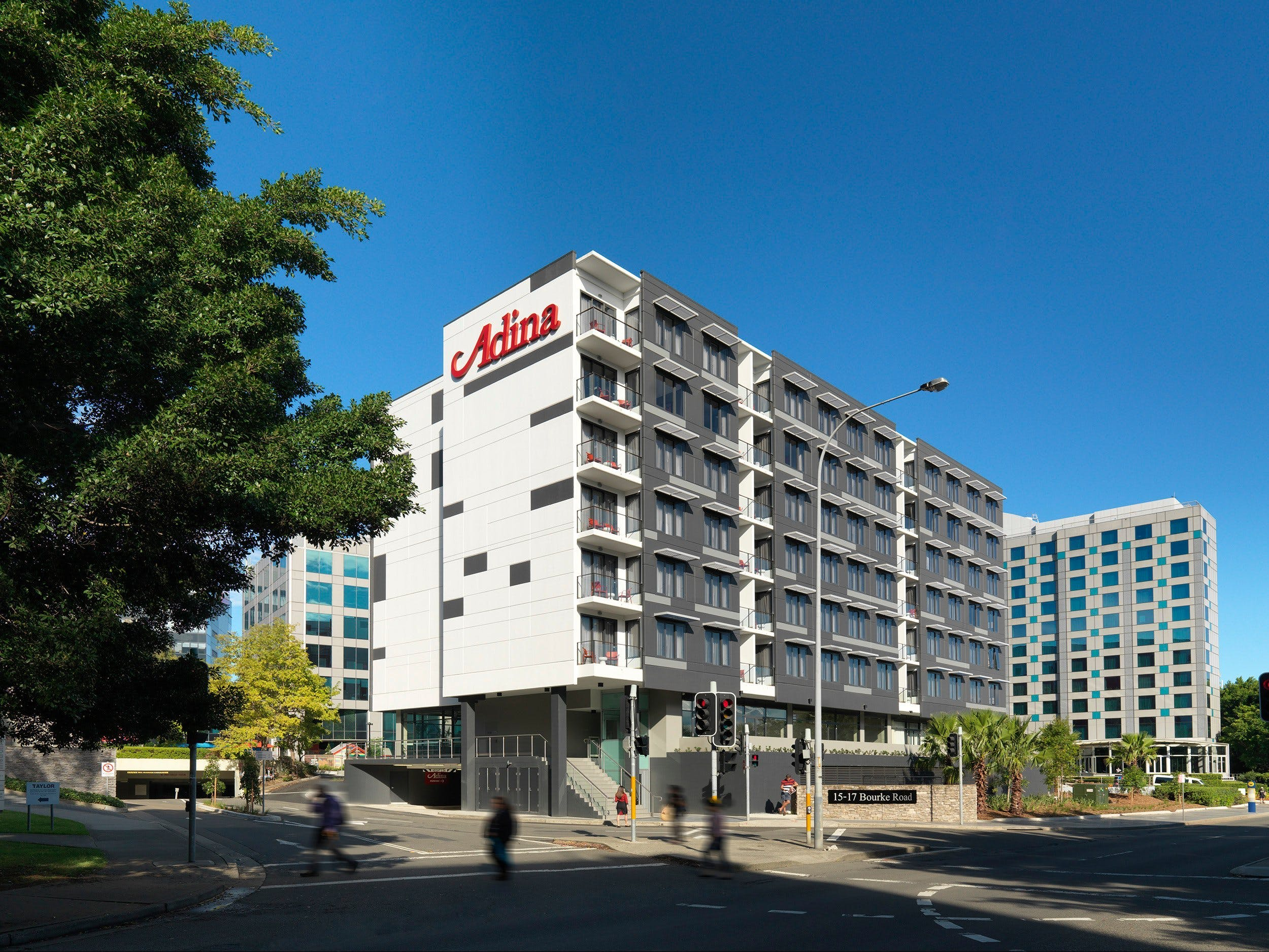 Adina Apartment Hotel Sydney Airport - Accommodation in Brisbane