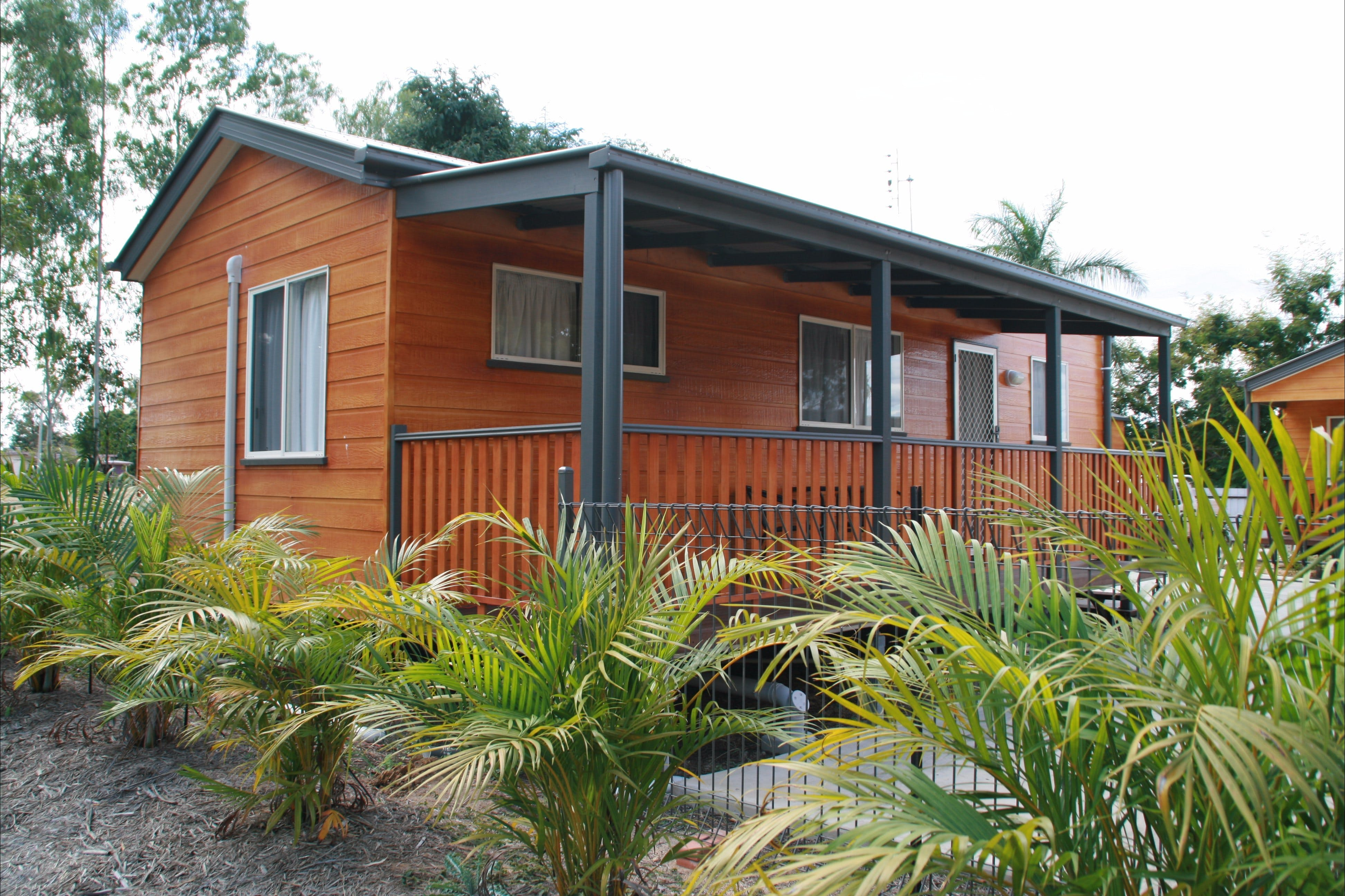 Charters Towers Tourist Park Top ParkDiscovery Park - Accommodation in Brisbane