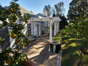 Glenellyn House - Servants Quarters - Accommodation in Brisbane