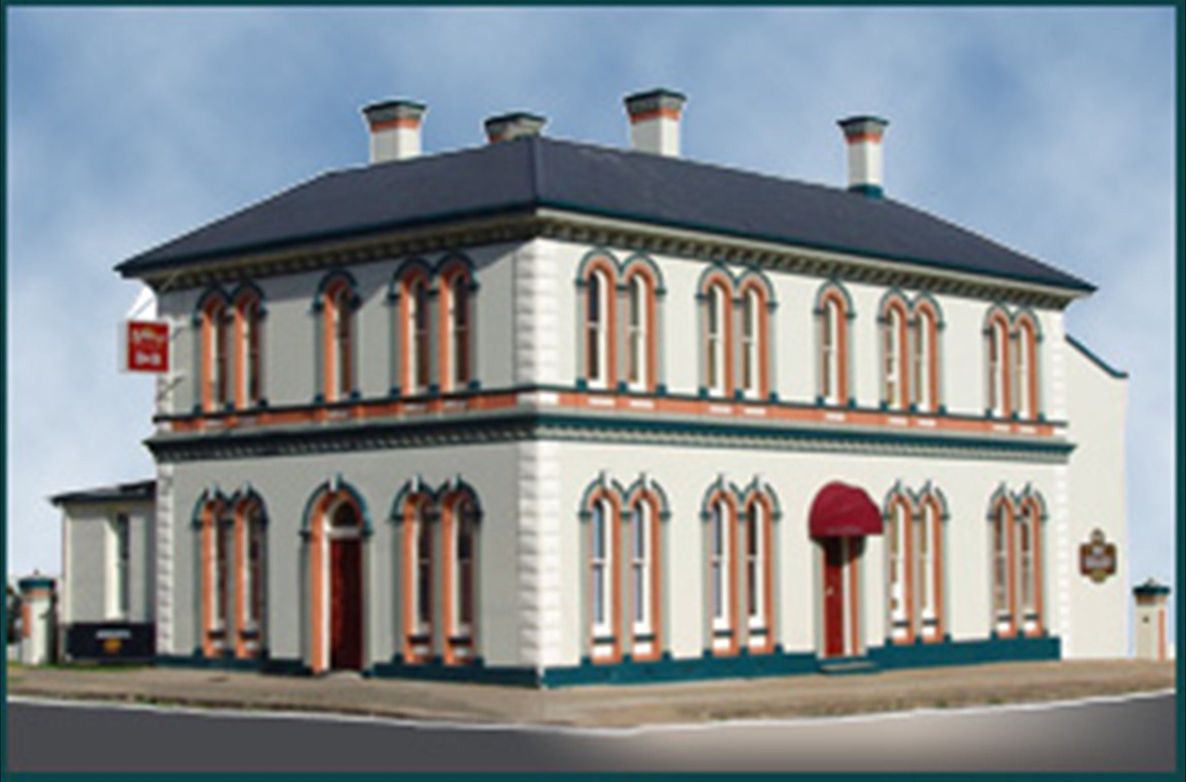 Heritage Guest House - Accommodation in Brisbane