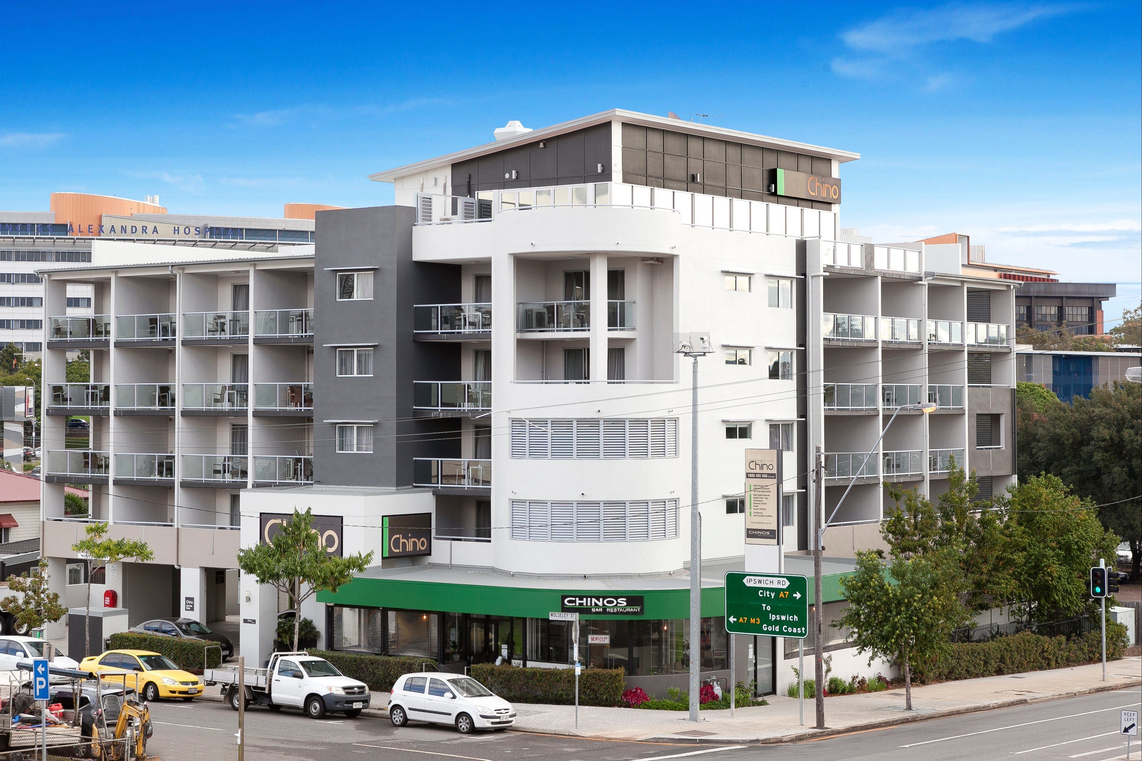 Hotel Chino - Accommodation in Brisbane