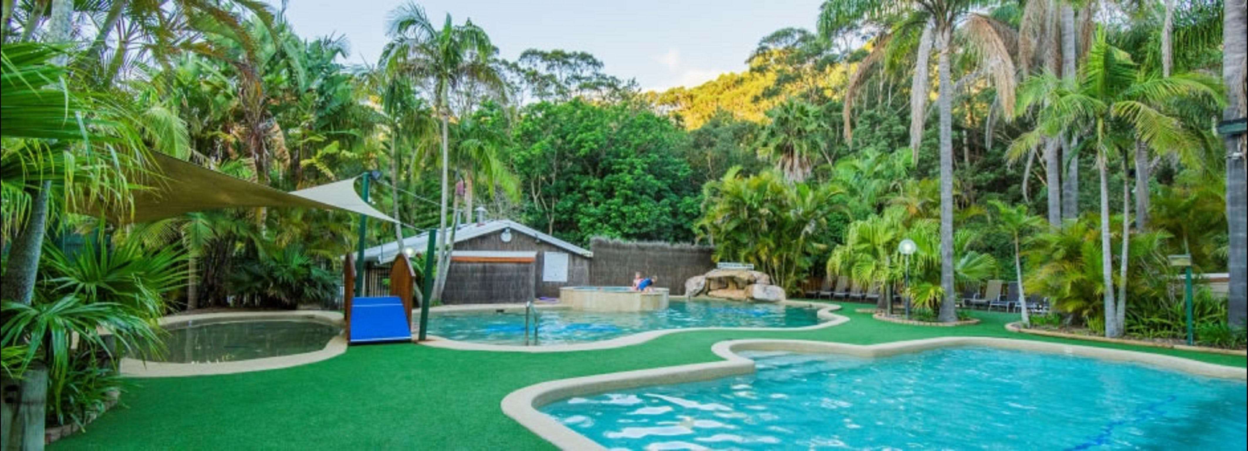 The Palms at Avoca - Accommodation in Brisbane