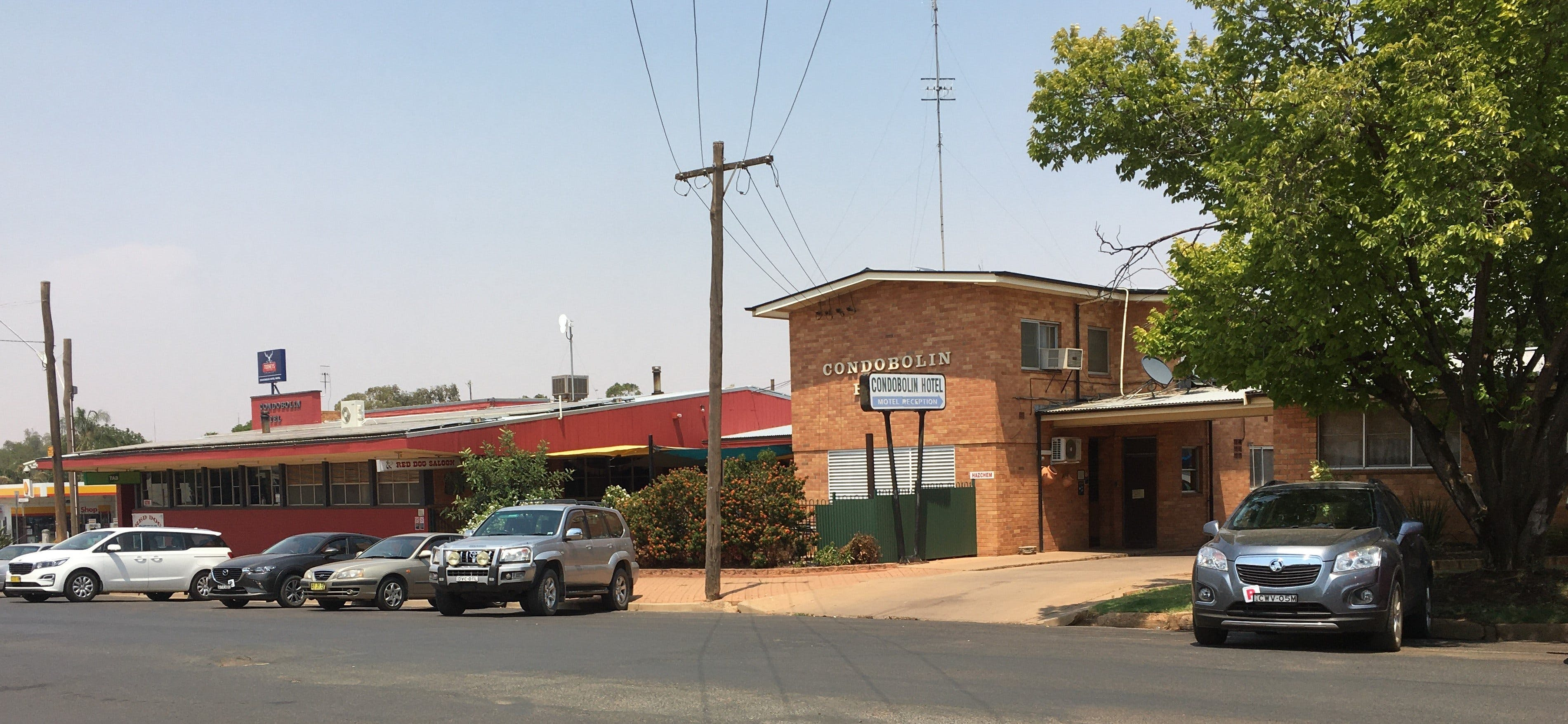 The Condobolin Hotel - Accommodation in Brisbane