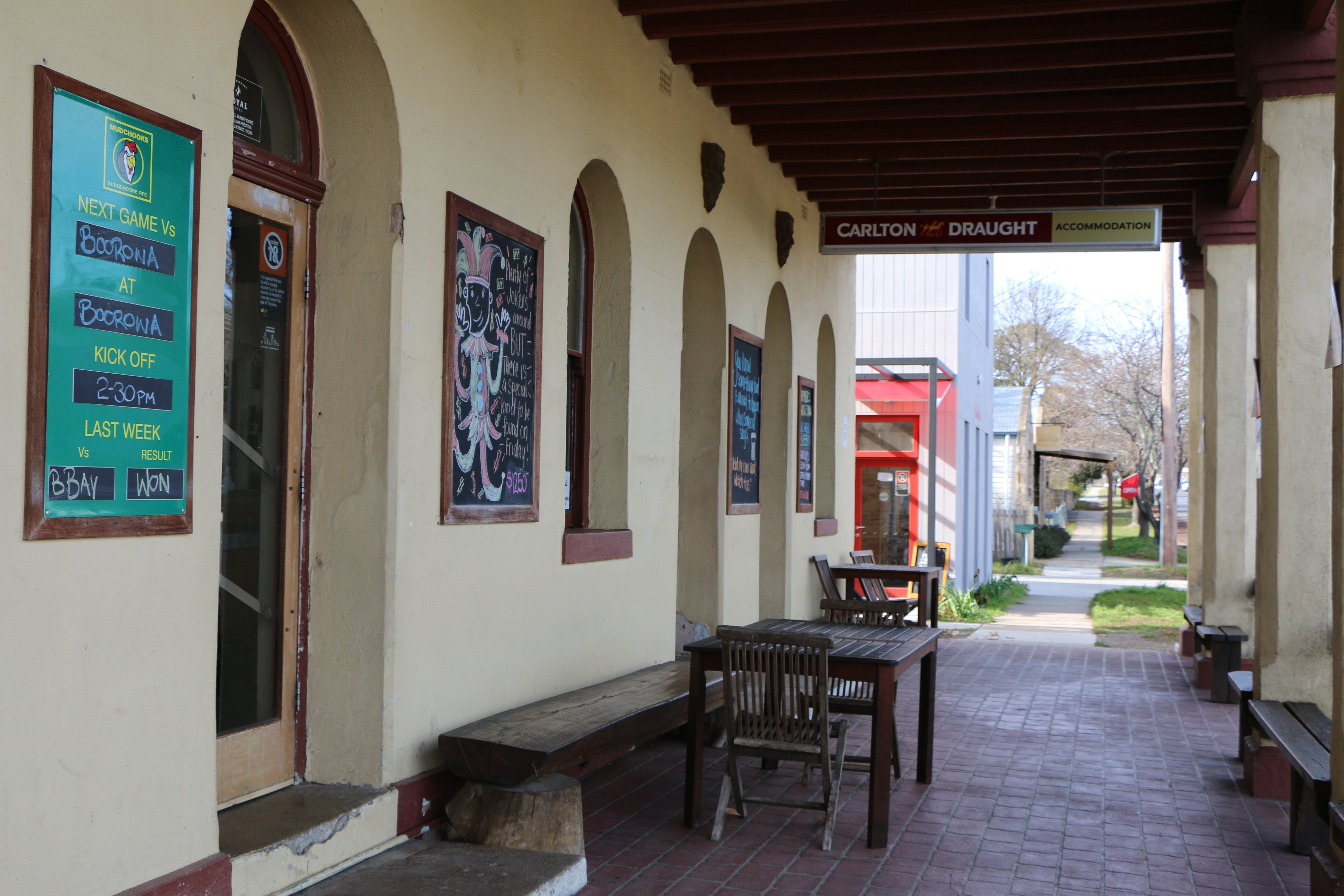 The Royal Hotel Bungendore - Accommodation in Brisbane