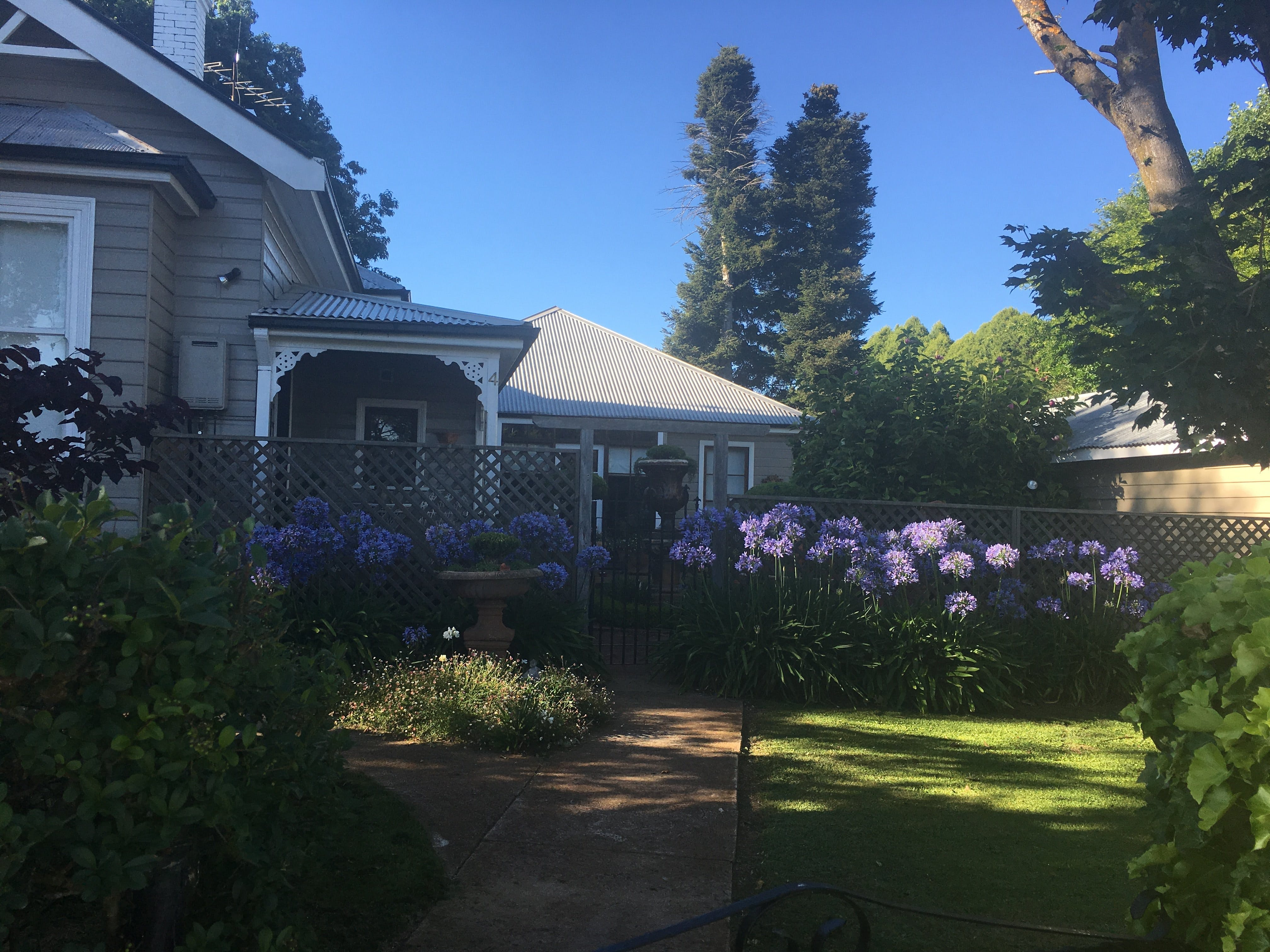 The Old Manse Bed and Breakfast - Accommodation in Brisbane