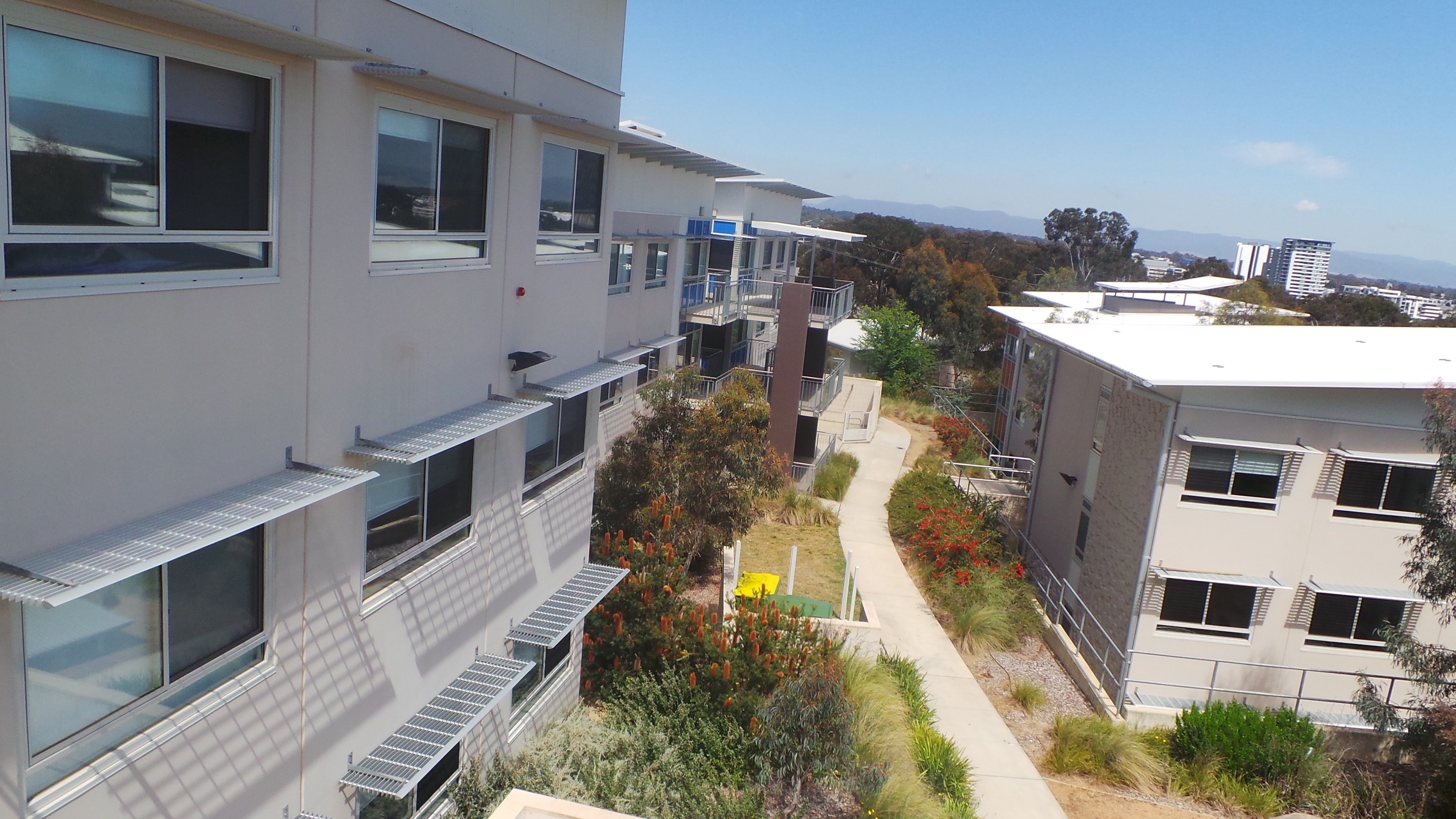 University of Canberra Village - Accommodation in Brisbane