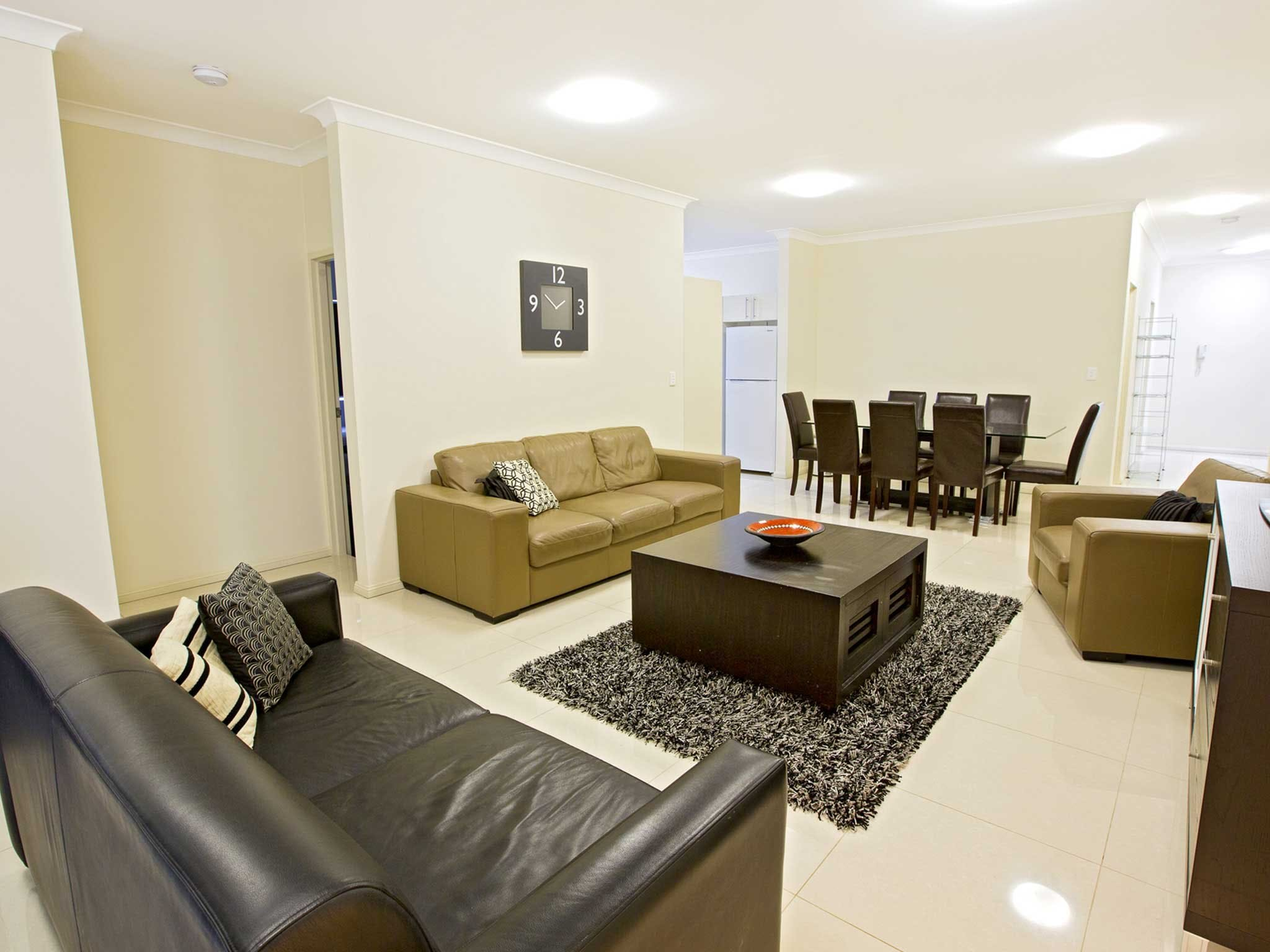 Astina Central Apartments - Accommodation in Brisbane