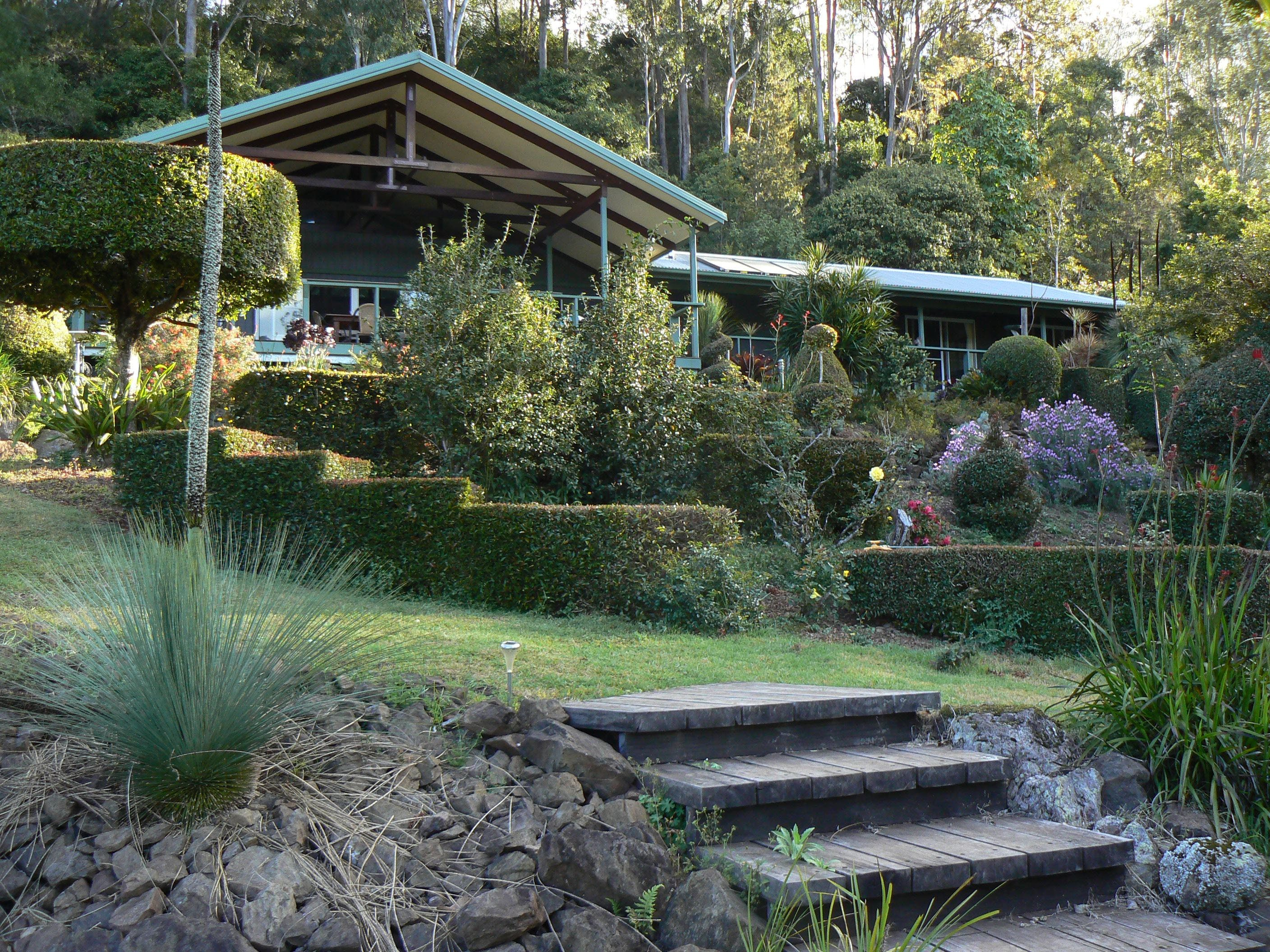 Cougal Park Bed and Breakfast - Accommodation in Brisbane
