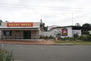 Kilcoy Motel - Accommodation in Brisbane