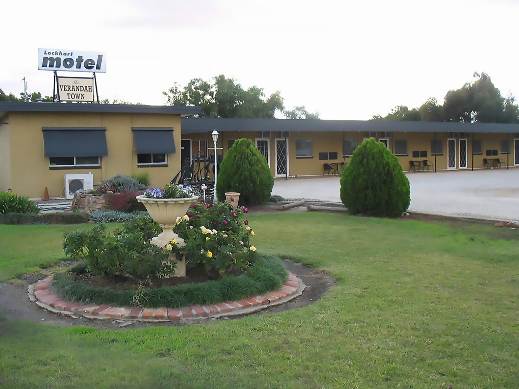 Lockhart Motel - Accommodation in Brisbane