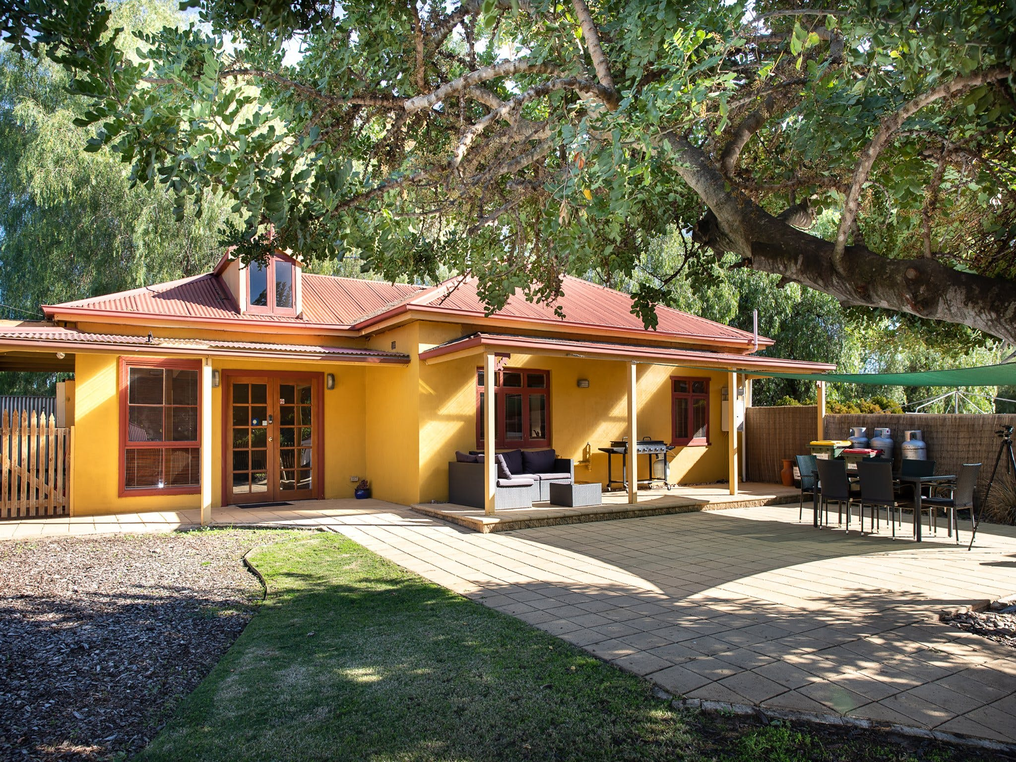 Rivergum Cottages Gawler Barossa Region - Accommodation in Brisbane