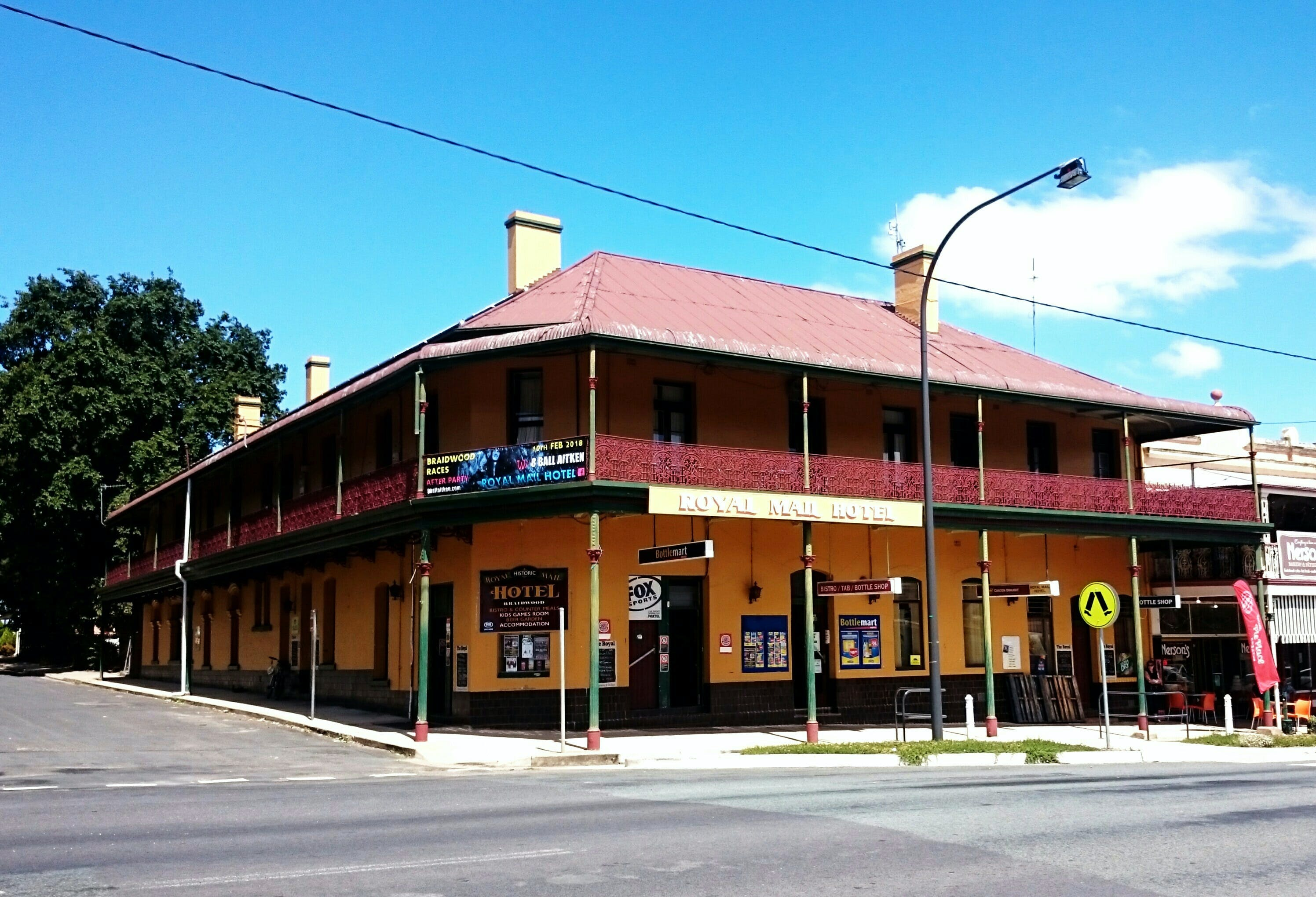 Royal Mail Hotel Braidwood - Accommodation in Brisbane