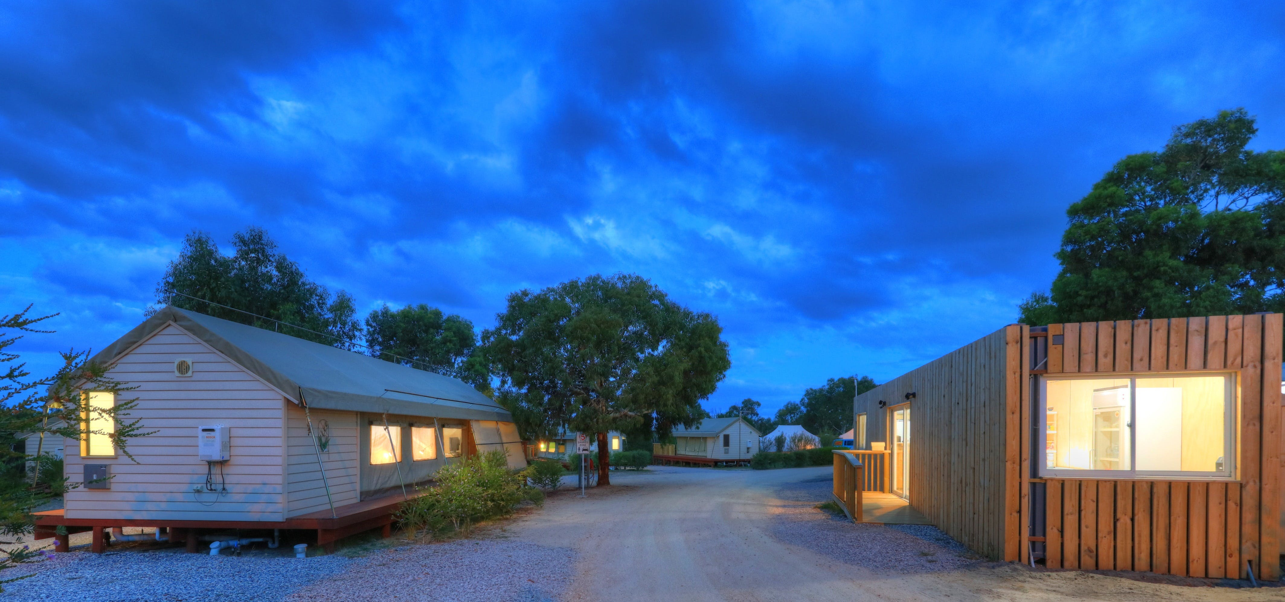 Scamander Sanctuary Holiday Park - Accommodation in Brisbane