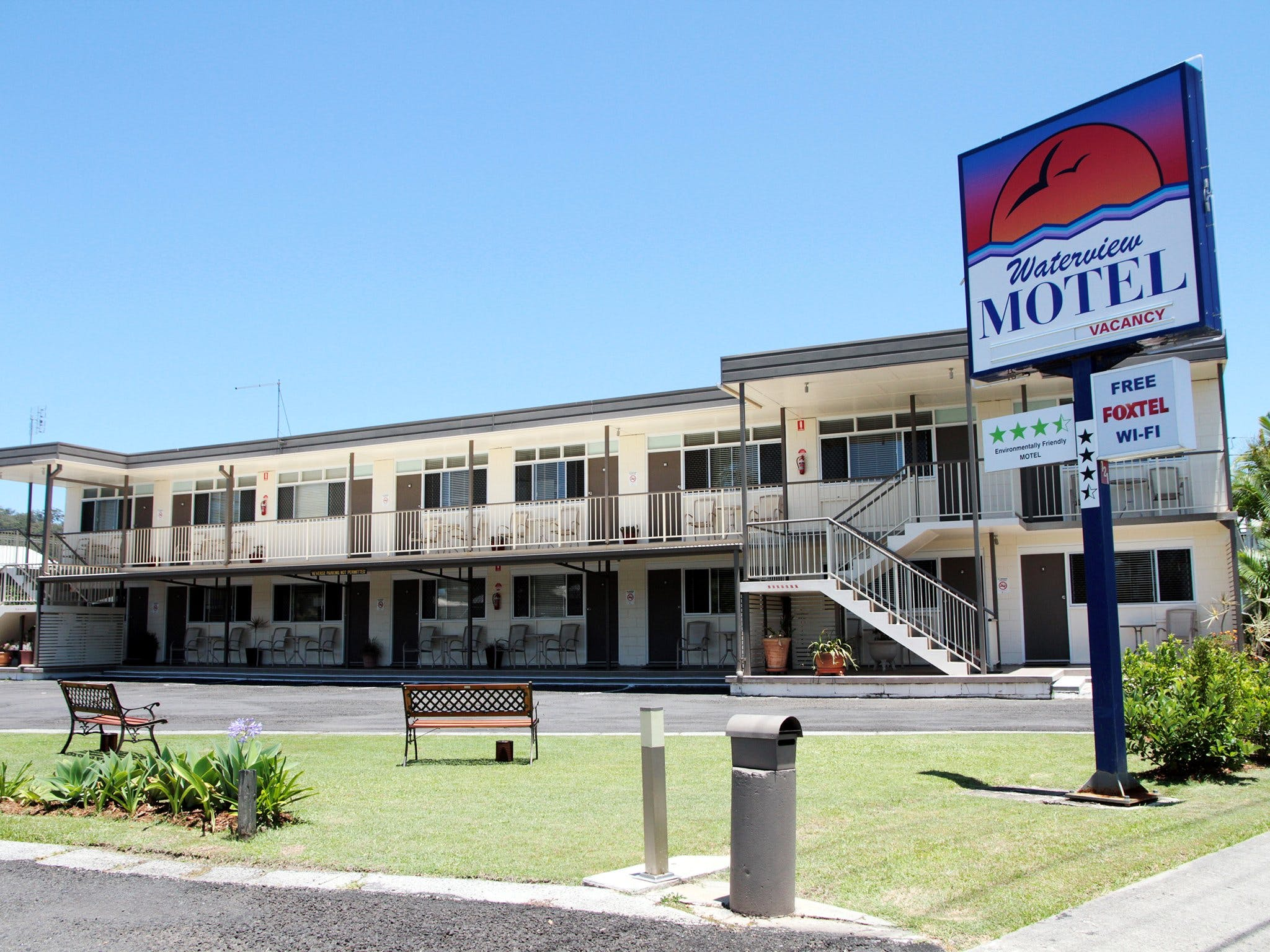 Waterview Motel - Accommodation in Brisbane