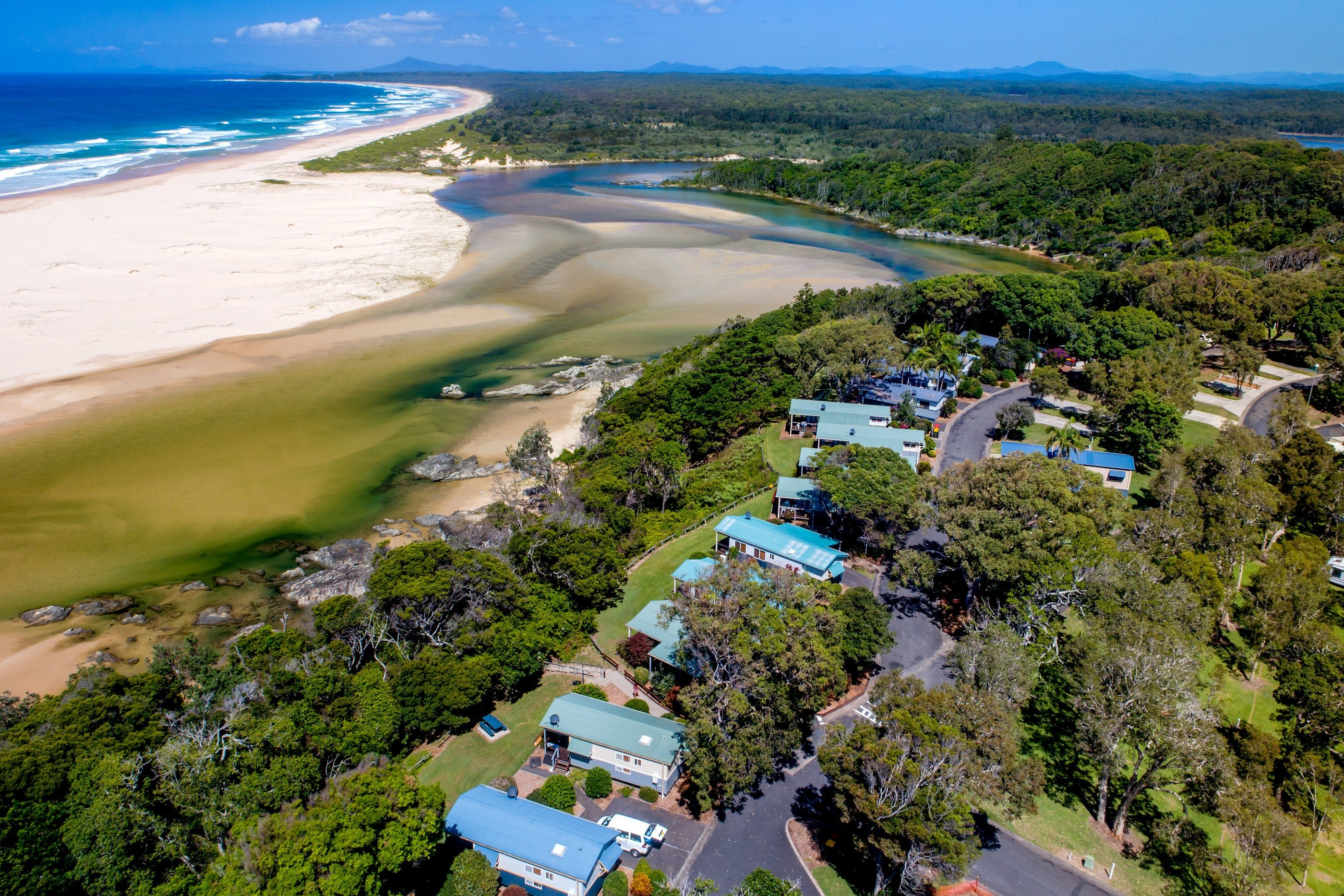 BIG4 Sawtell Beach Holiday Park - Accommodation in Brisbane