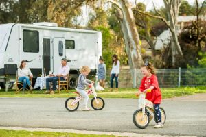 Burra Caravan and Camping Park - Accommodation in Brisbane