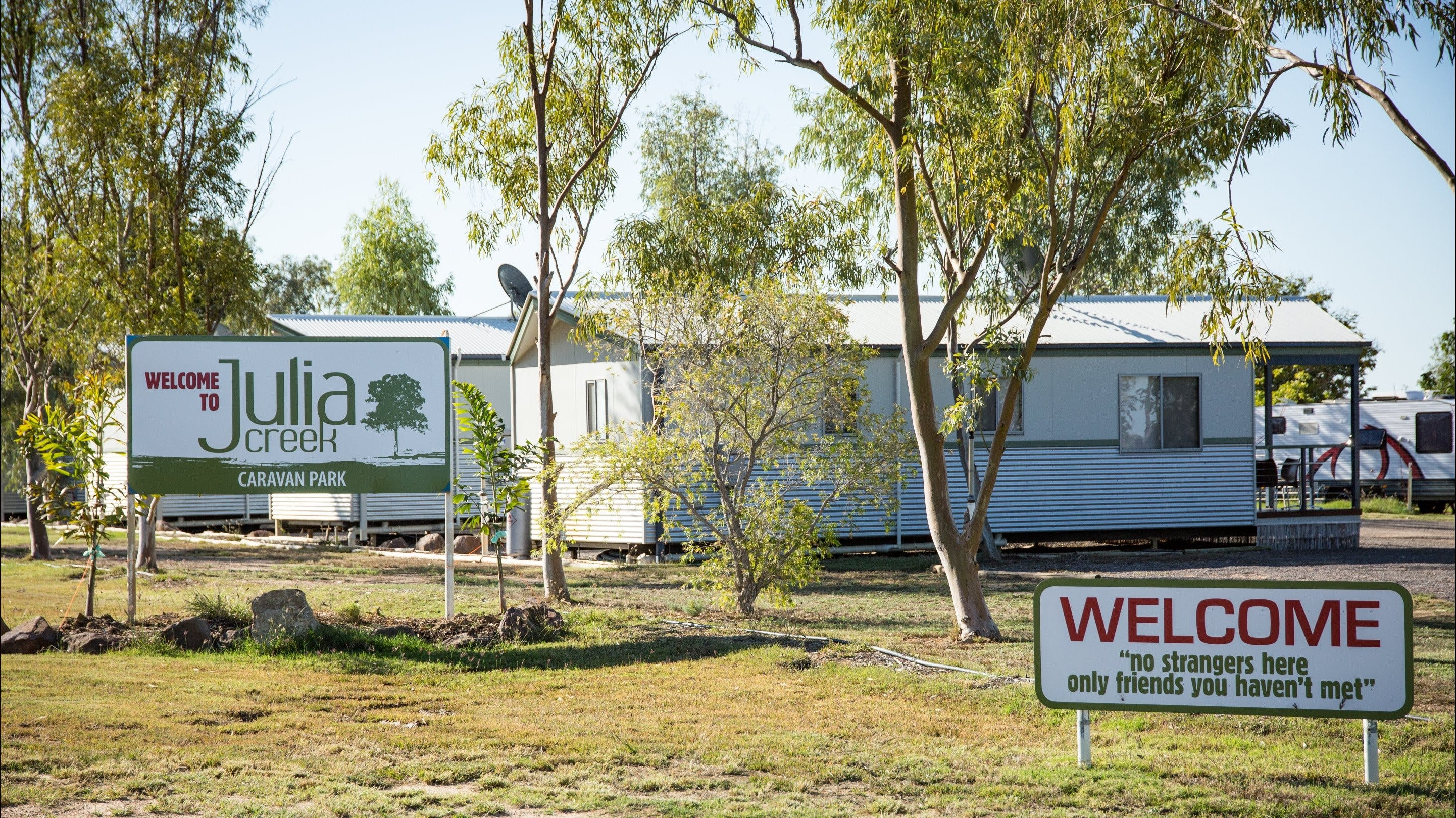 Julia Creek Caravan Park - Accommodation in Brisbane