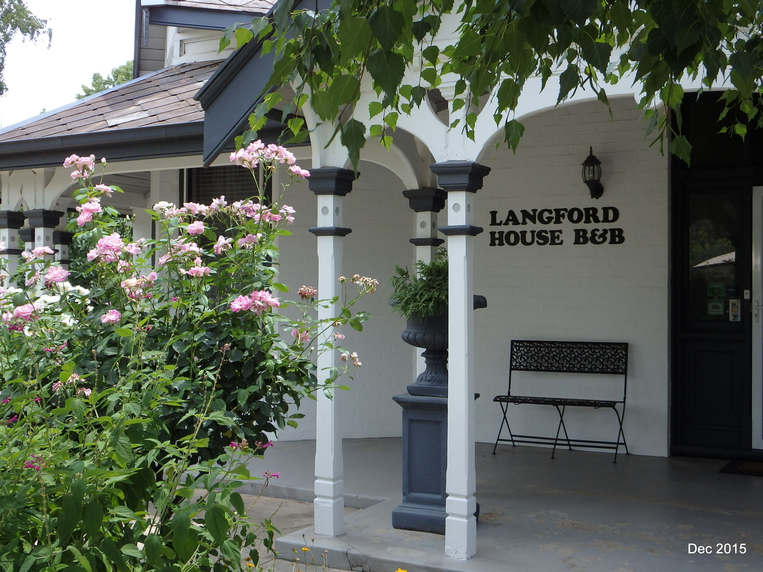 Langford House BB - Accommodation in Brisbane