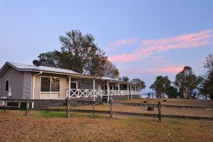 NRMA Lake Somerset Holiday Park - Accommodation in Brisbane