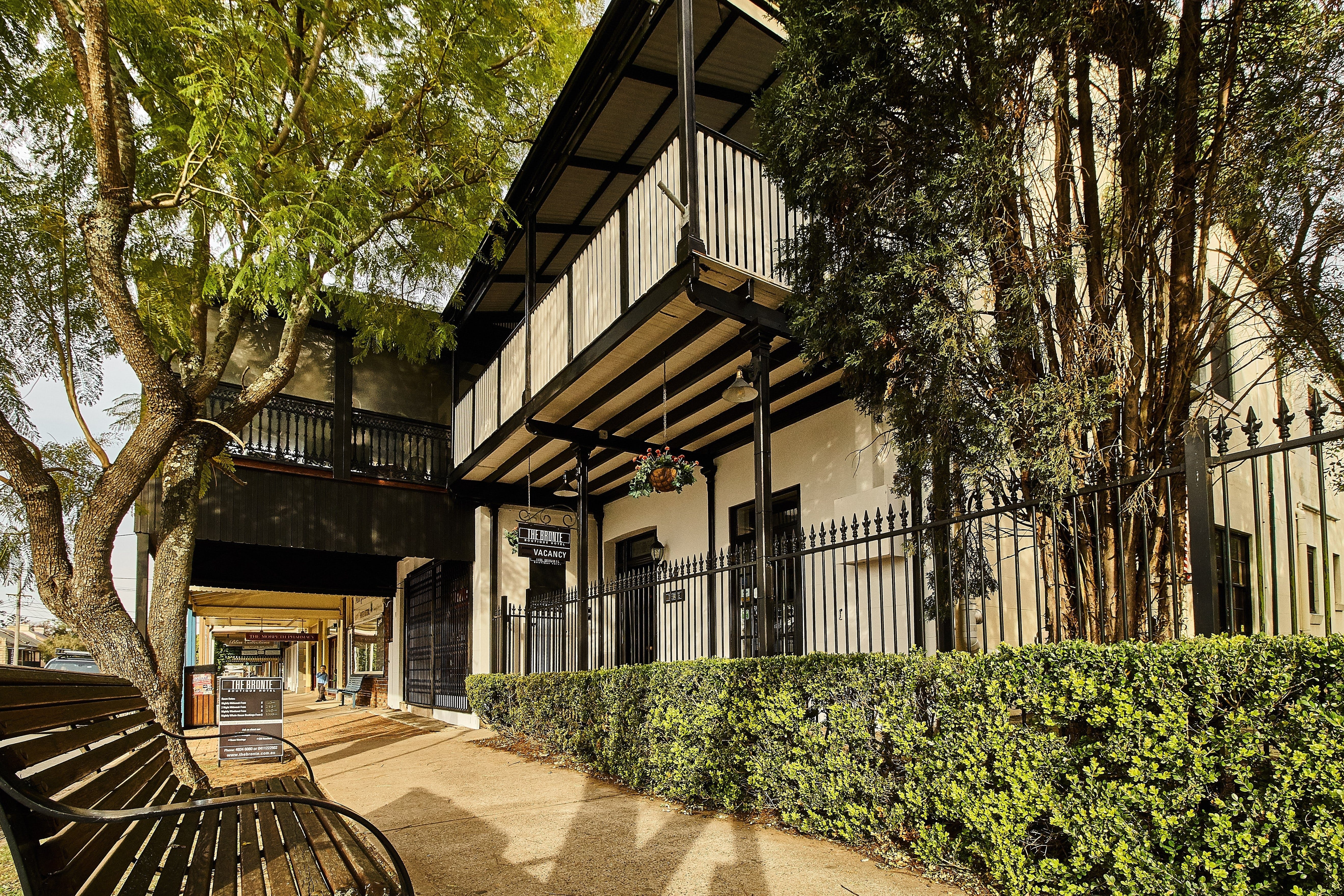 The Bronte Boutique Hotel - Accommodation in Brisbane