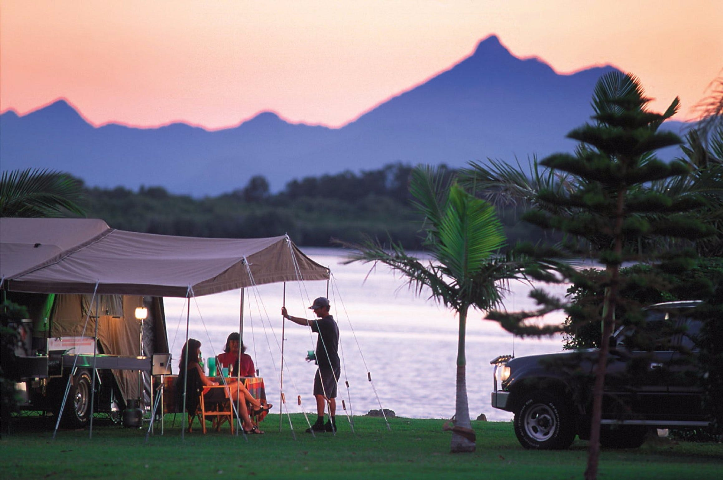 Tweed River Hacienda Holiday Park - Accommodation in Brisbane