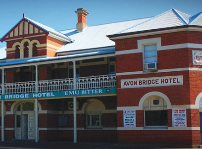 Avon Bridge Hotel - Accommodation in Brisbane