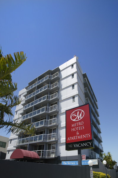 Metro Hotel  Apartments Gladstone - Accommodation in Brisbane