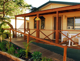 Wintersun Caravan  Tourist Park - Accommodation in Brisbane