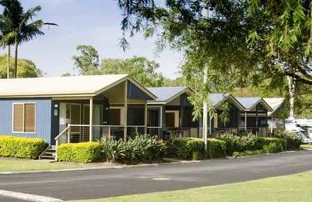 Ferry Reserve Holiday Park