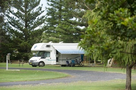 North Beach Holiday Park - Accommodation in Brisbane
