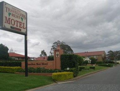 Hunter Valley Travellers Rest Motel - Accommodation in Brisbane