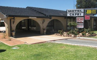 Balranald Capri Motel - Accommodation in Brisbane