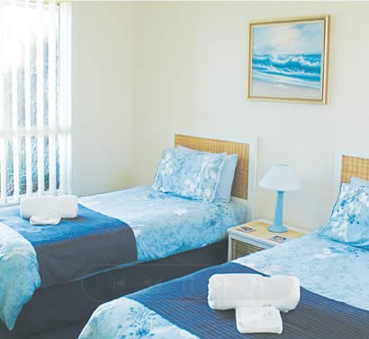 Captains Quarters - Accommodation in Brisbane