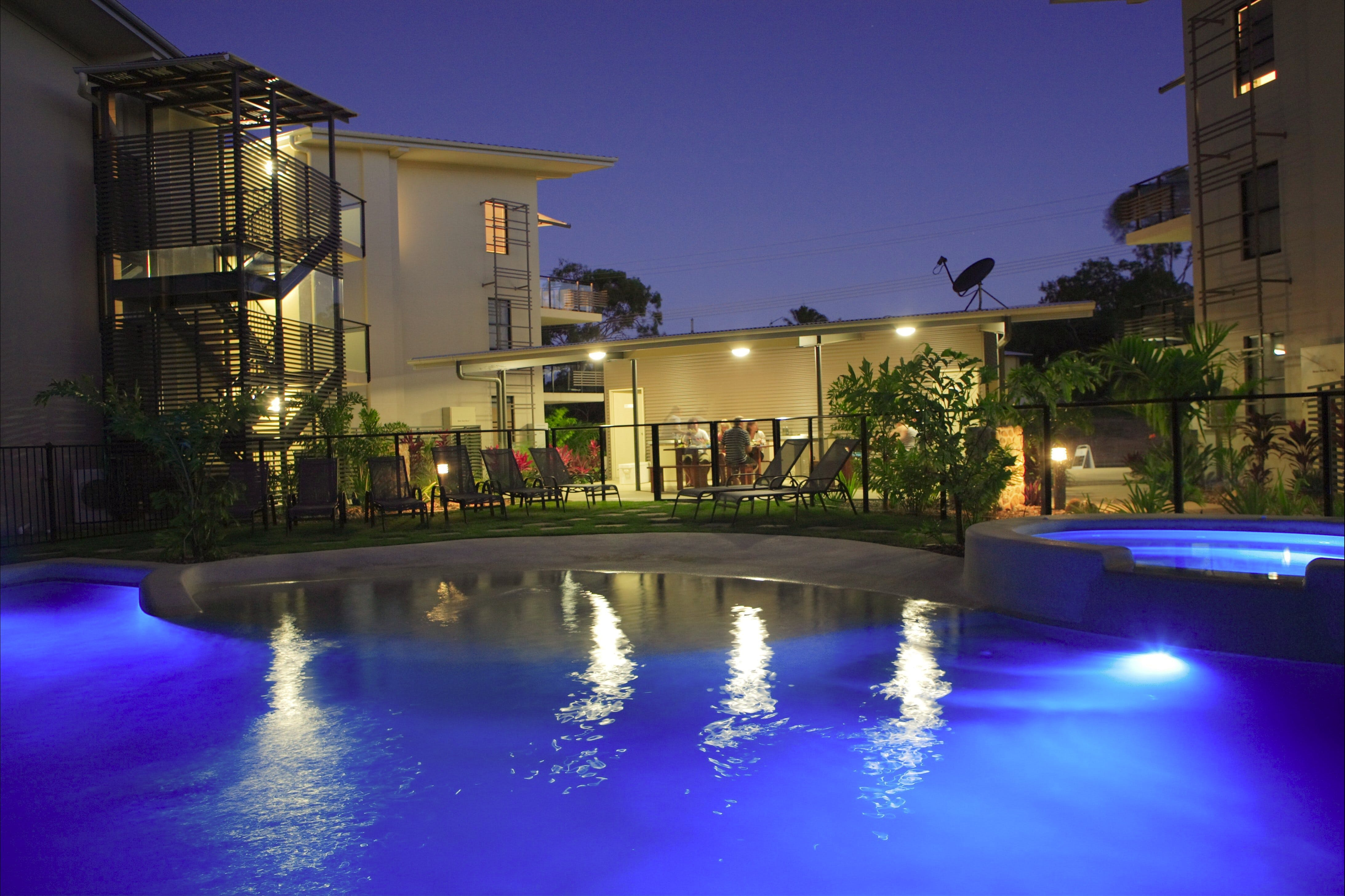 Agnes Water Beach Club - Accommodation in Brisbane
