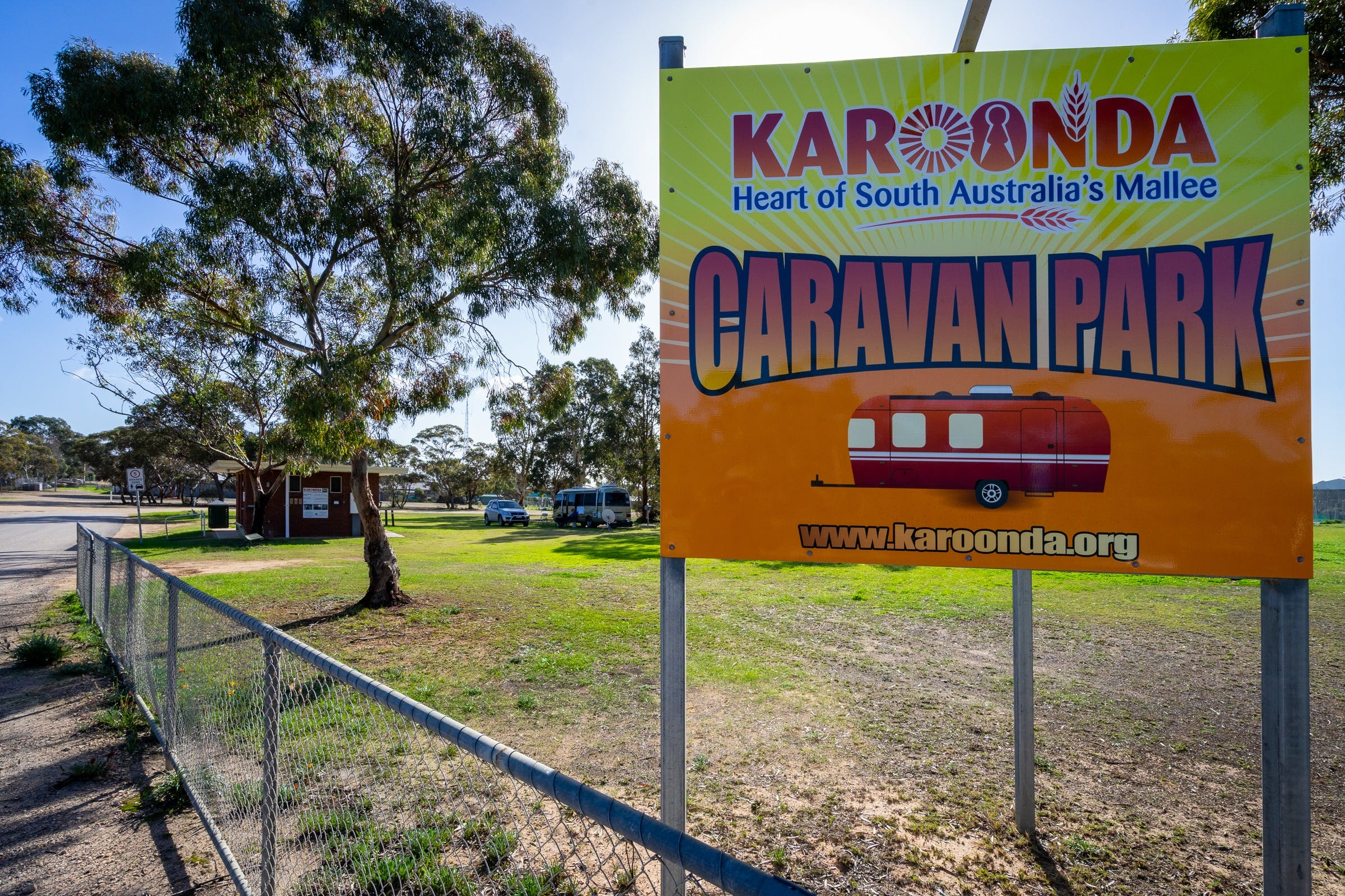 Karoonda Cabin  Caravan Park - Accommodation in Brisbane