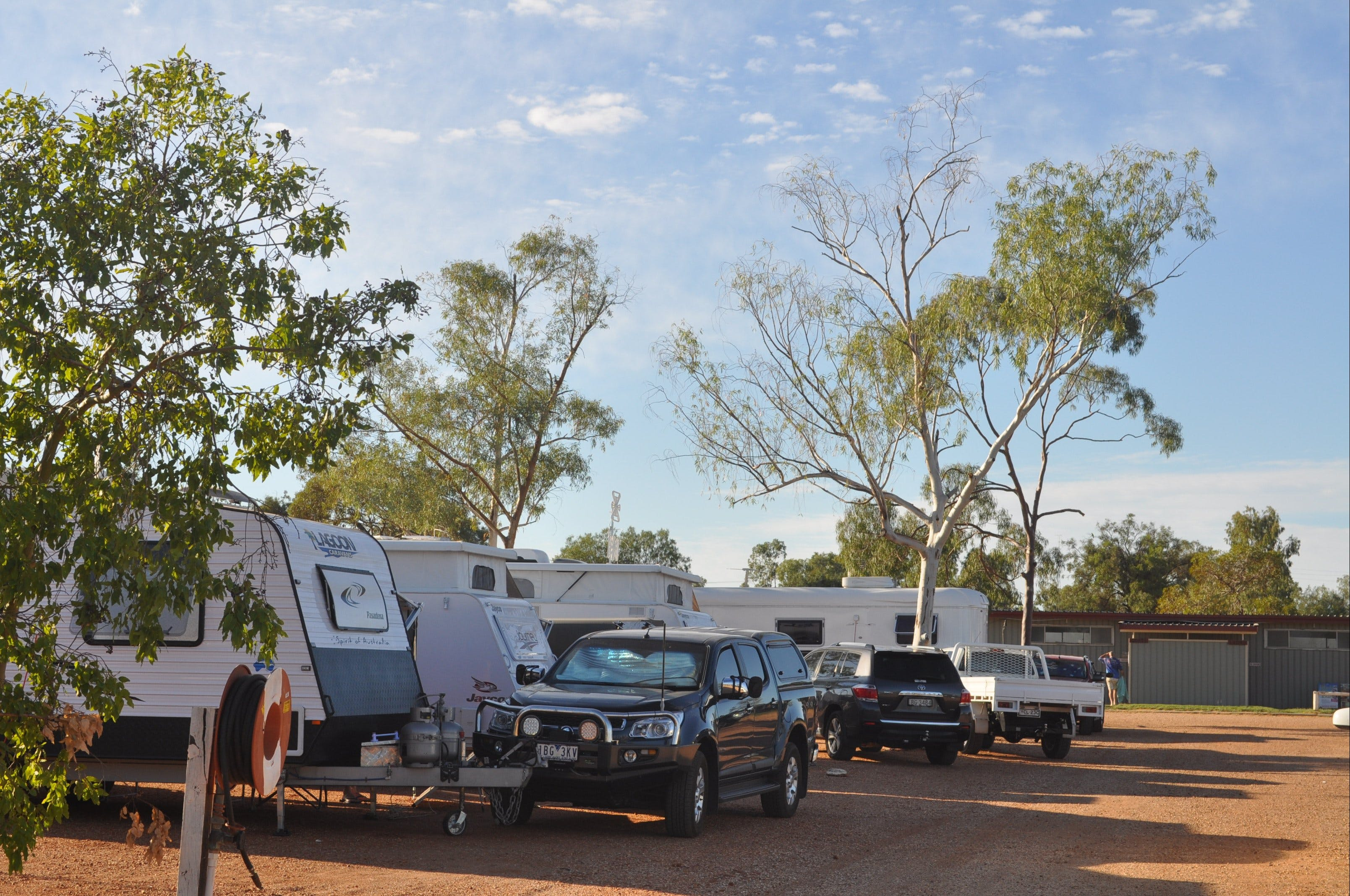 Lightning Ridge Holiday Park - Accommodation in Brisbane