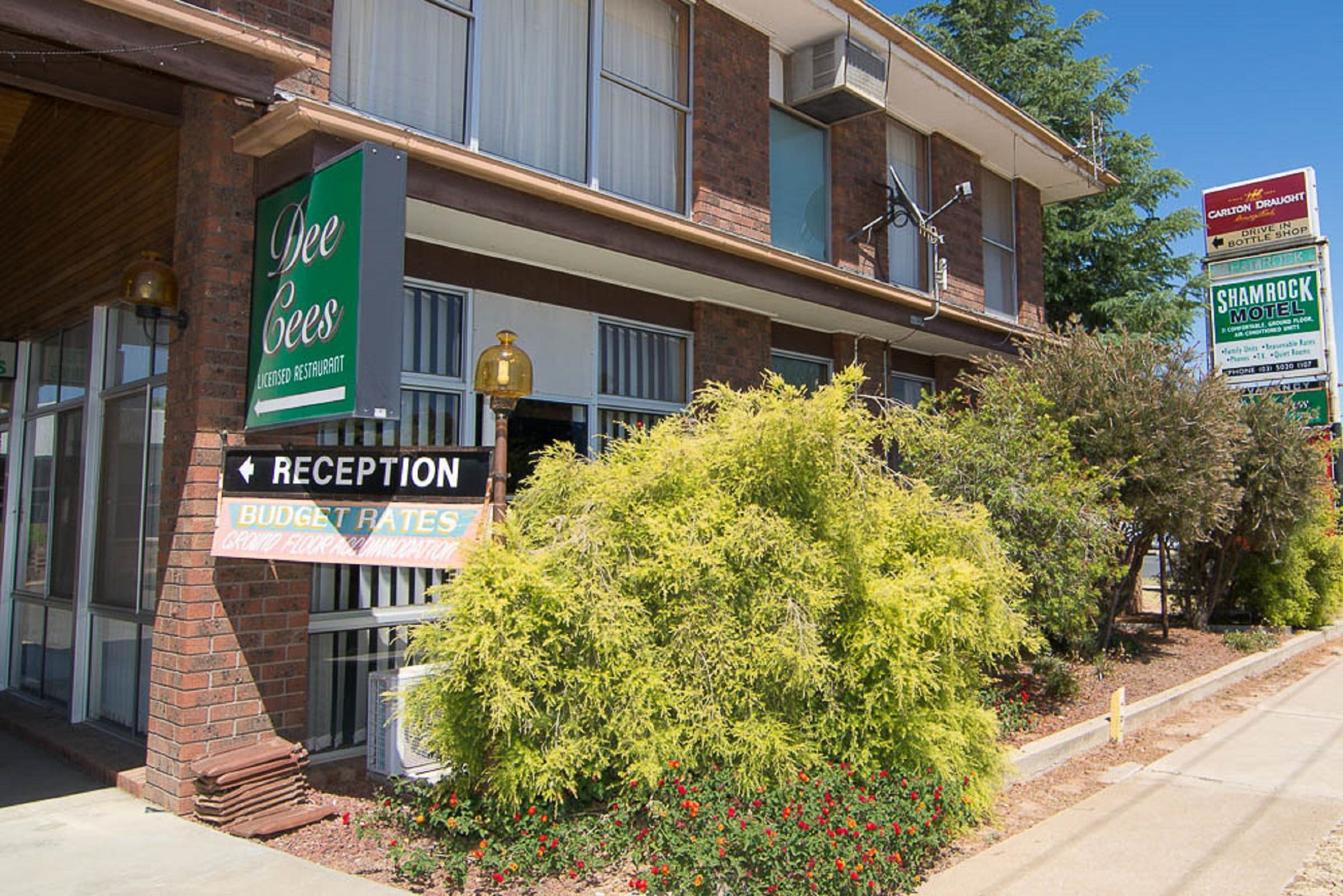 Shamrock Motel Balranald - Accommodation in Brisbane
