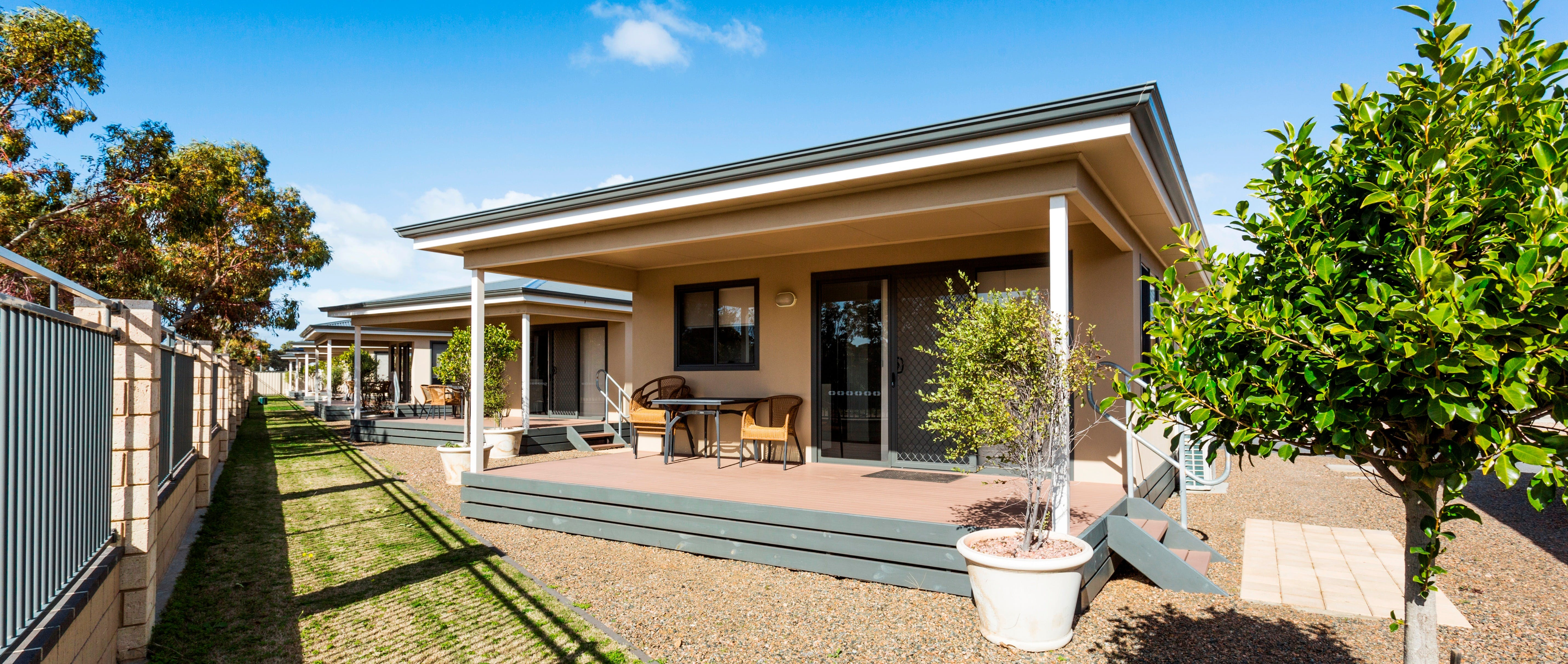 Tumby Villas - Accommodation in Brisbane